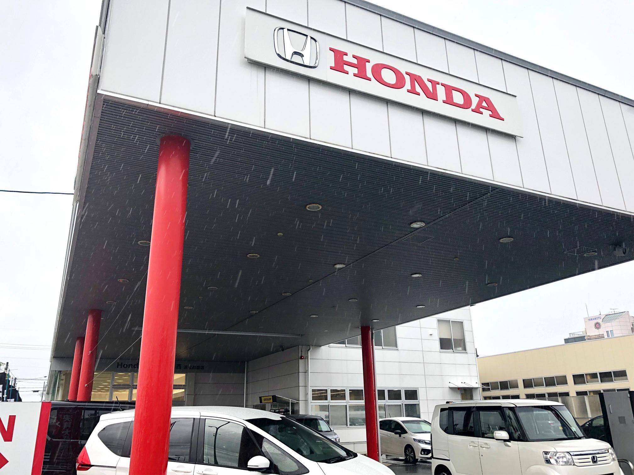 株式会社ホンダカーズ静岡西 浜松都盛店様:中古車データ入力管理・撮影代行